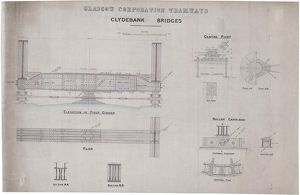 Glasgow Corporation Tramways, Clydebank Bridges