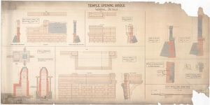 Temple Opening Bridge, General Details